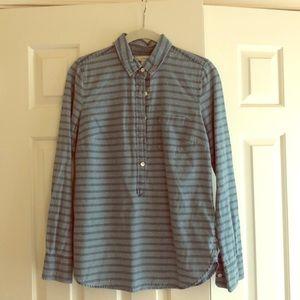 J Crew Chambre Shirt